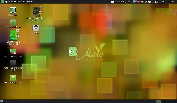 manjaro-mate-15.09