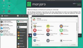 Wydana stabilna wersja Manjaro 16.06 – Daniella