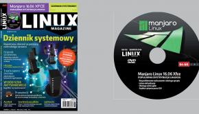 Manjaro na DVD w sierpniowym Linux Magazine